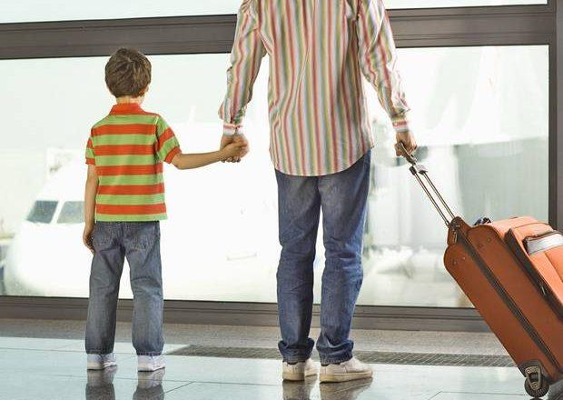 Если родители в разводе можно ли ребенку ехать за границу