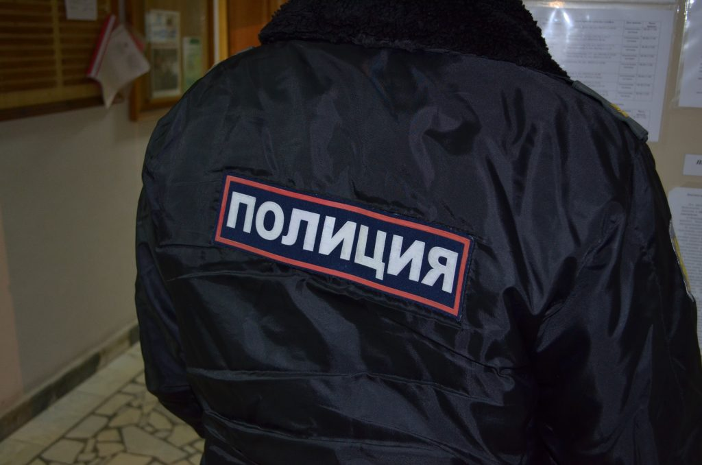 Имеют ли право обыскивать на улице полицейские