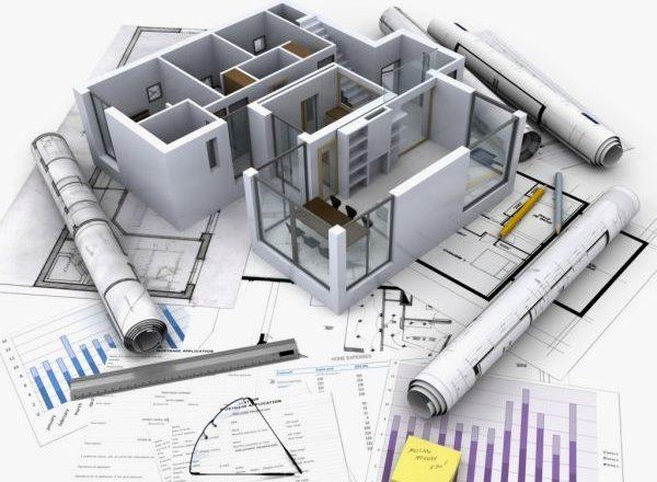 Работа над проектированием конструкций