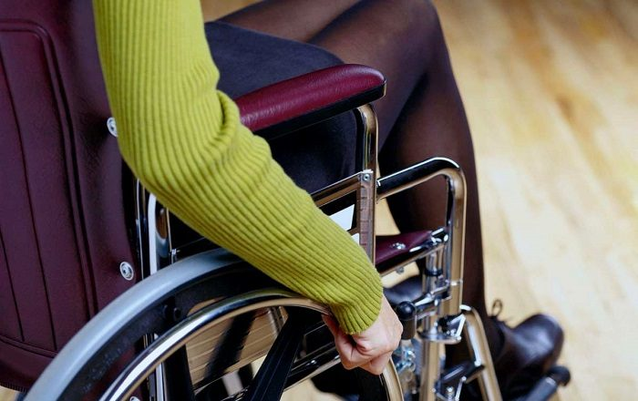 Муж инвалид алименты