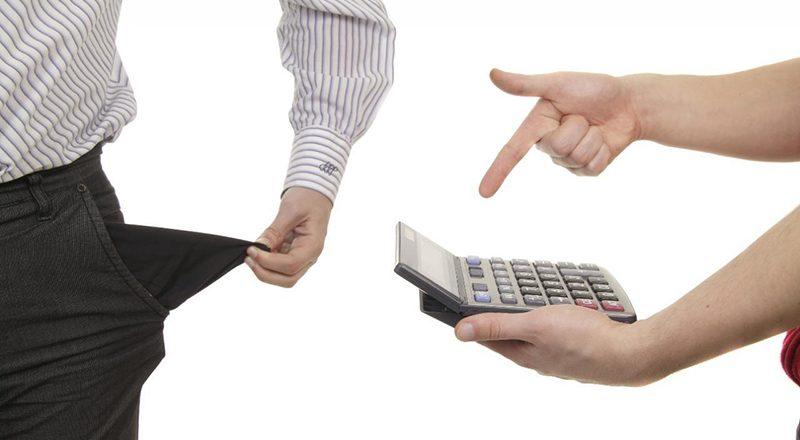 Действия пристава по взысканию задолженности с физических лиц
