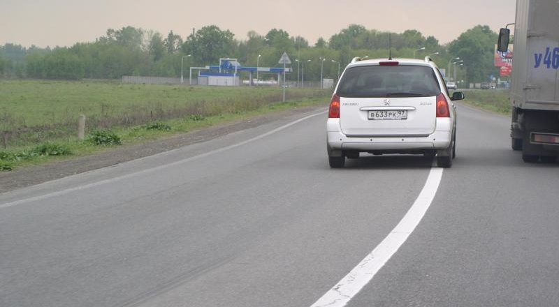 Штраф за невписанного водителя