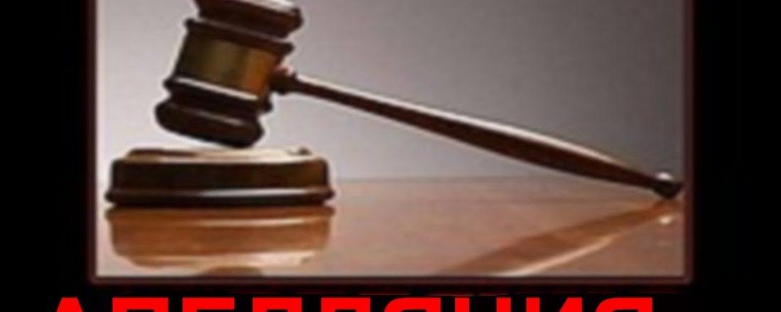 Срок подачи апелляционной жалобы в арбитражном процессе